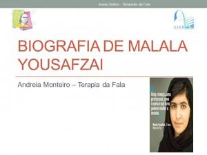 Biografia Malala