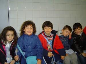 Visita à Escola de Paranhos