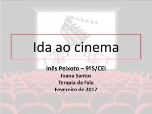 Ida ao Cinema