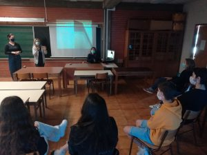 Visita da Escola Artística Soares dos Reis