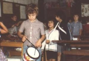 Ângelo Costa e David Ferreira em primeiro plano