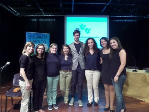 Filipe Pinto e o grupo de ILGP