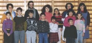 Escola do Bom Pastor- anos 90